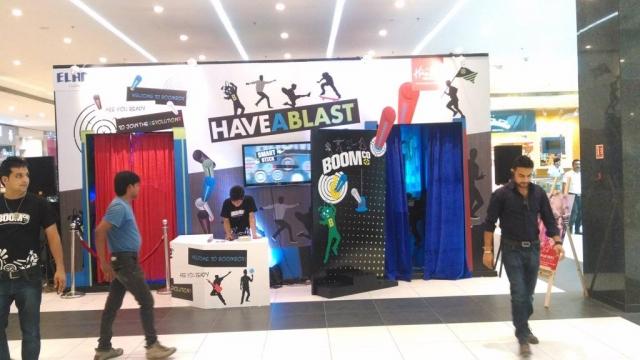 Mall Activity