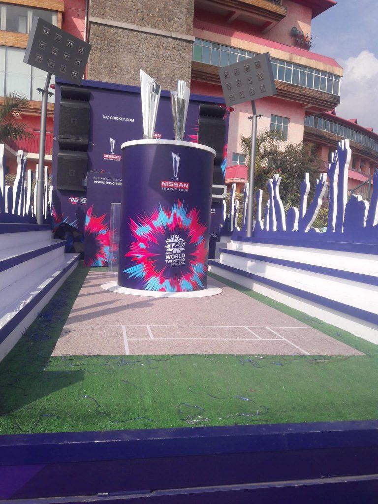 Sports Event Branding