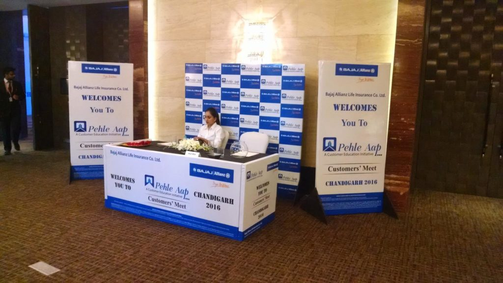 Bajaj Allianz Event